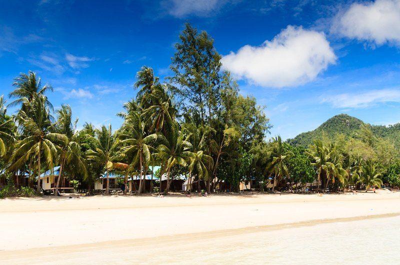 Maenam Beach Koh Samui Thailand