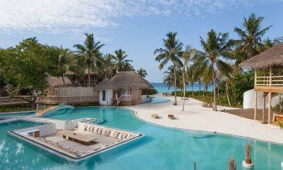 Soneva Fushi Sunken Outdoor Lounge | Baa Atoll, Male | Maldives