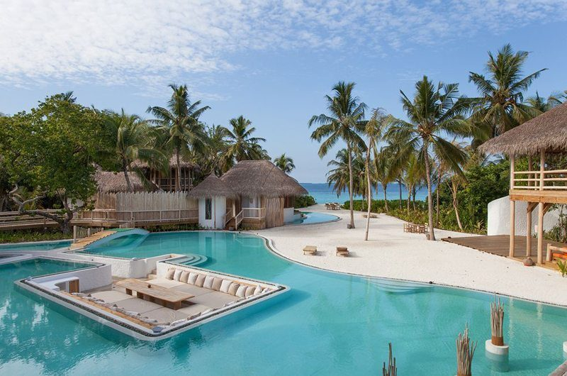 Soneva Fushi Sunken Outdoor Lounge | Baa Atoll, Male | Maldives