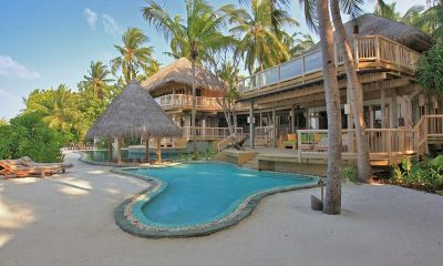 Soneva Fushi Pool Bale | Baa Atoll, Male | Maldives