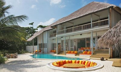 Soneva Fushi Outdoor Lounge | Baa Atoll, Male | Maldives