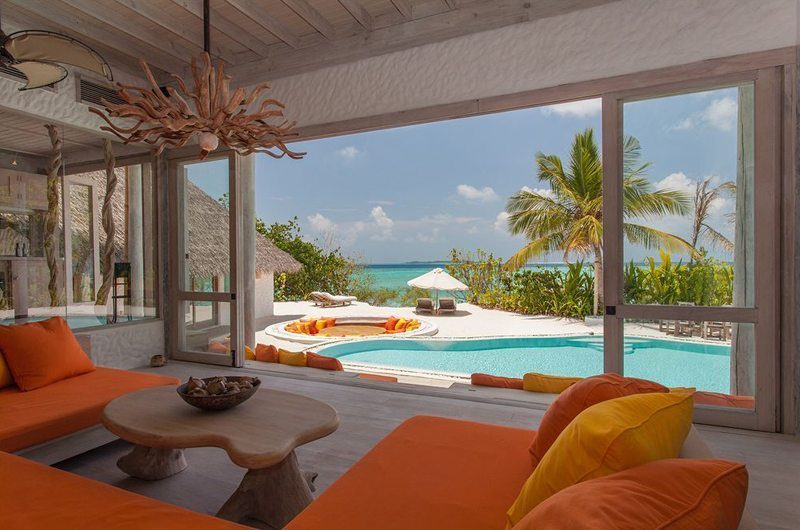 Soneva Fushi Living Room | Baa Atoll, Male | Maldives