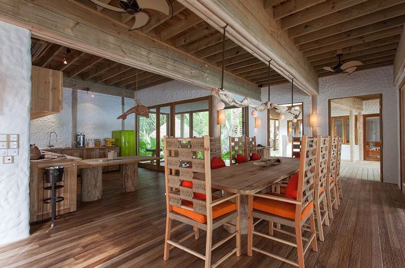 Soneva Fushi Dining Room | Baa Atoll, Male | Maldives
