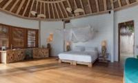 Soneva Fushi Bedroom Two Front View | Baa Atoll, Male | Maldives