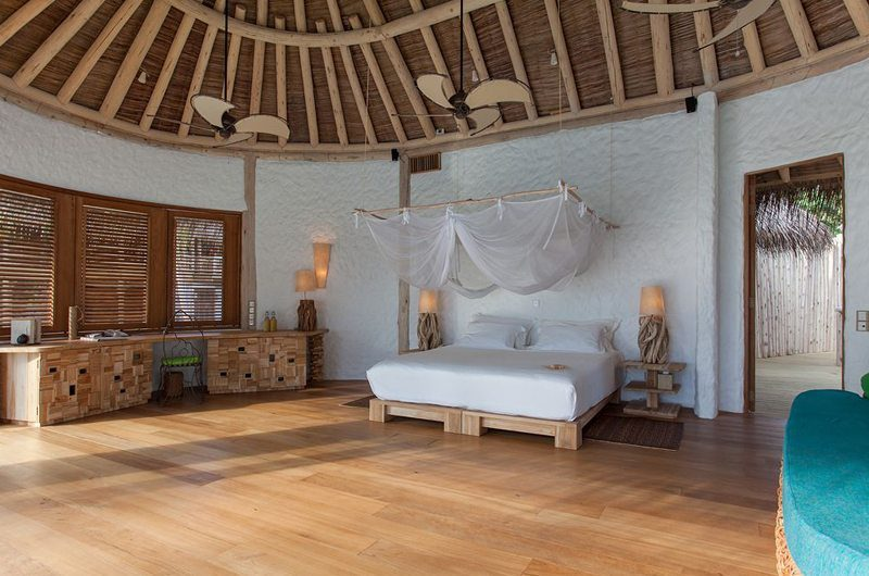 Soneva Fushi Bedroom Two Front View | Baa Atoll, Male | Maldives