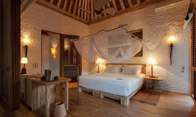 Soneva Fushi Bedroom | Baa Atoll, Male | Maldives