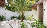 Soneva Fushi Outdoor Bathroom | Baa Atoll, Male | Maldives