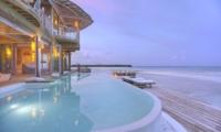 Soneva Jani Swimming Pool | Medhufaru, Male | Maldives