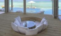 Soneva Jani Indoor Lounge | Medhufaru, Male | Maldives
