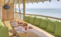 Soneva Jani Outdoor Dining Area | Medhufaru, Male | Maldives