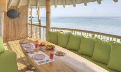 Soneva Jani Outdoor Dining Area | Medhufaru, Male | Maldives
