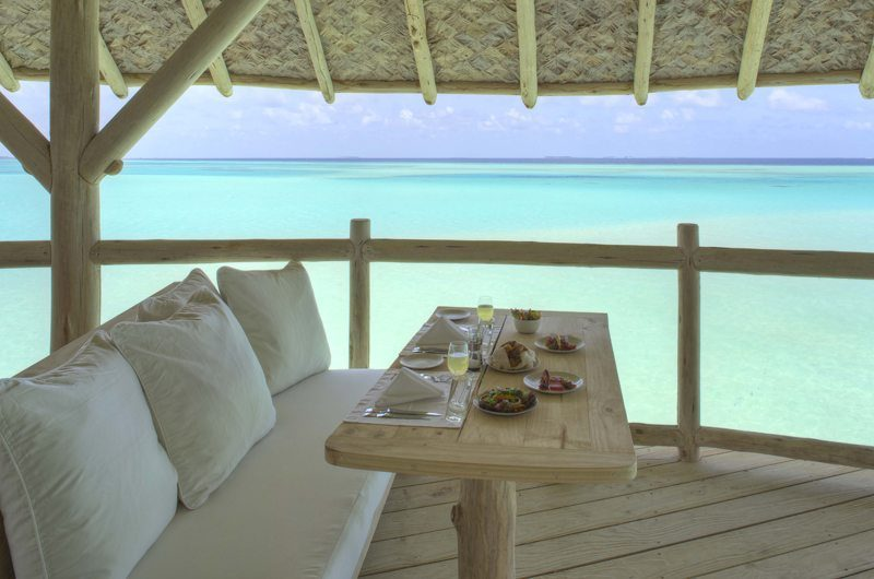 Soneva Jani Outdoor Dining | Medhufaru, Male | Maldives