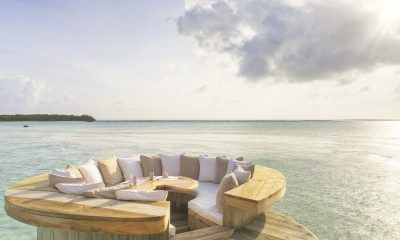 Soneva Jani Outdoor Lounge | Medhufaru, Male | Maldives