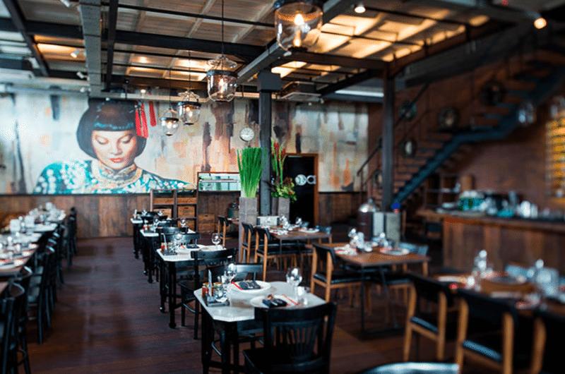 Mamasan Restaurant Seminyak Bali