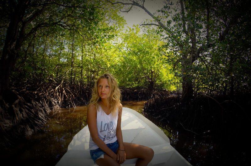 Mangrove Forest Nusa Lembongan Bali