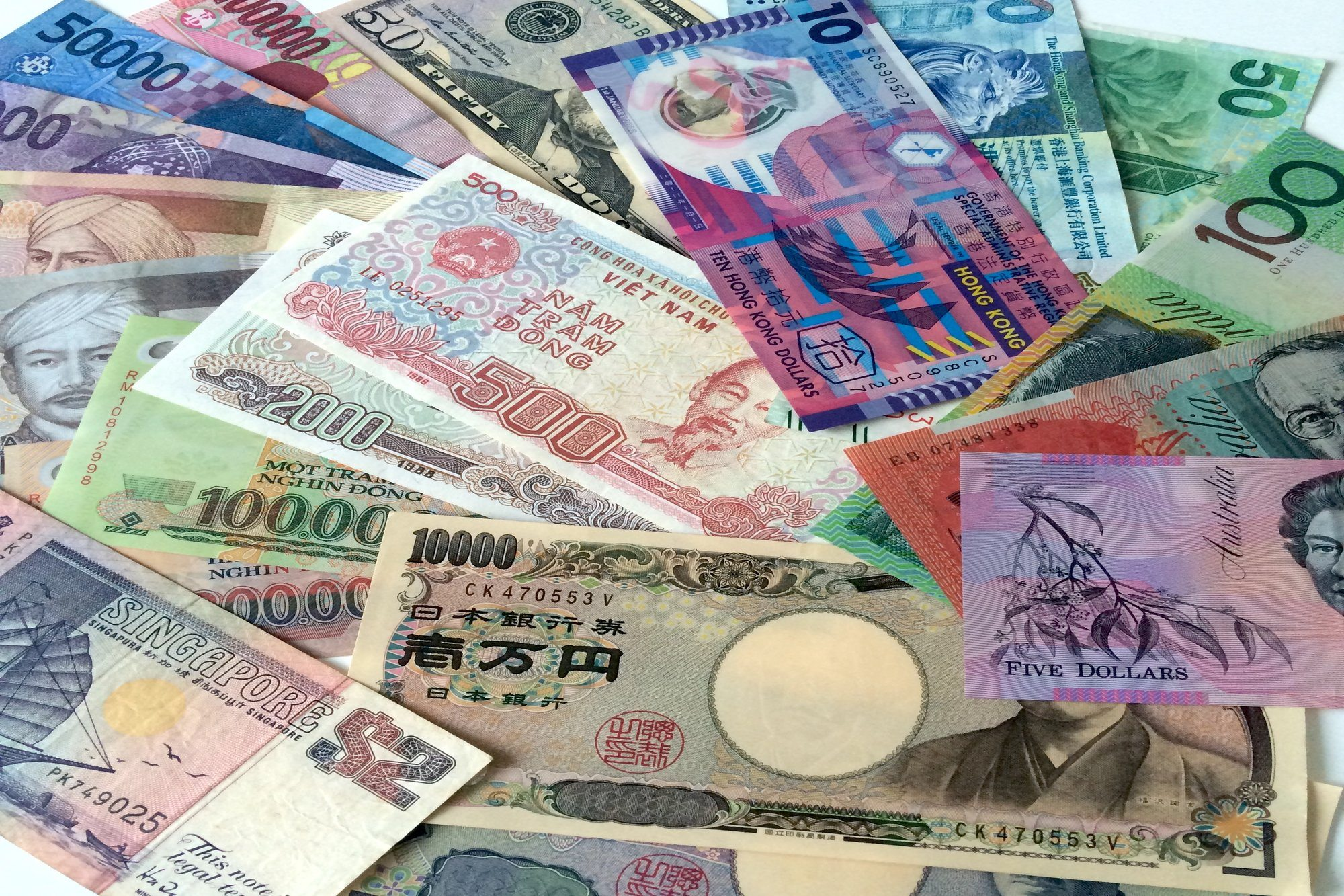 Make money currency exchange