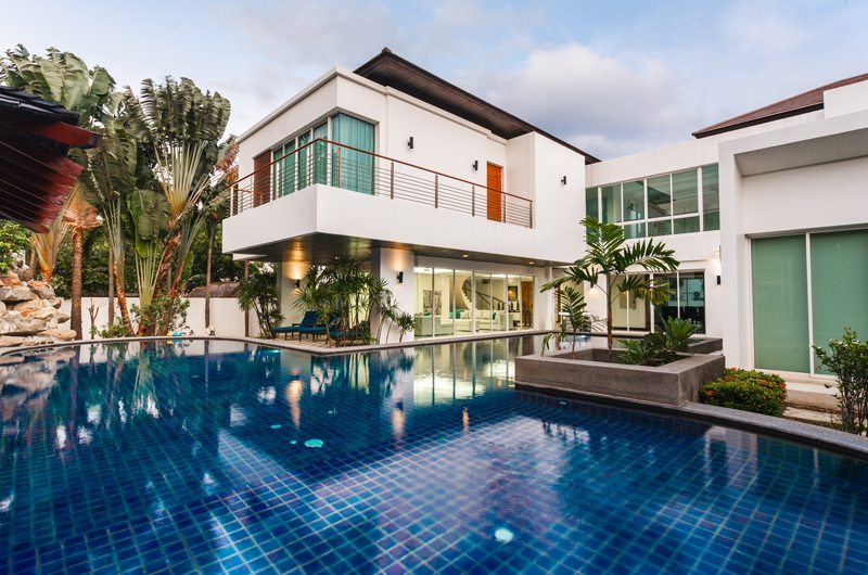 Kyerra Villa Swimming Pool | Phuket, Thailand