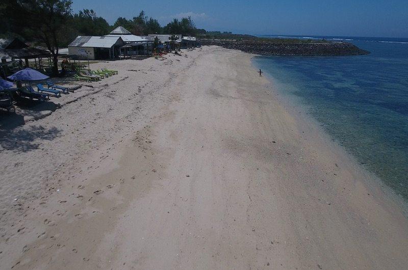 Serangan Island Beach Bali
