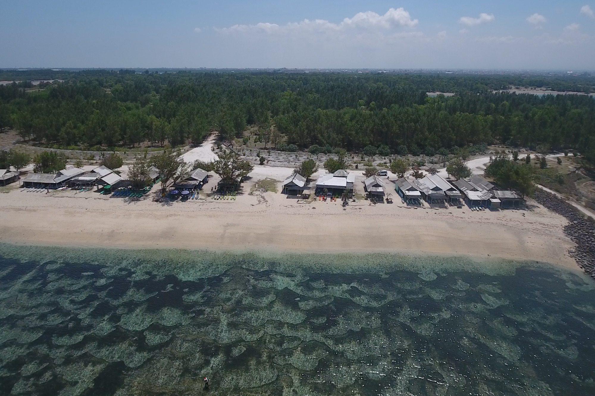 Undiscovered Bali: Serangan Turtle Island