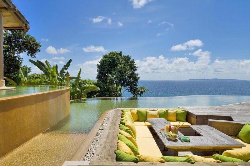 Soneva Kiri Outdoor Lounge | Trat, Thailand