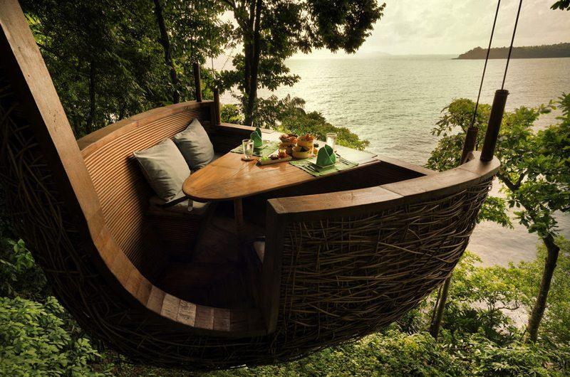 Soneva Kiri Dining Nest | Trat, Thailand