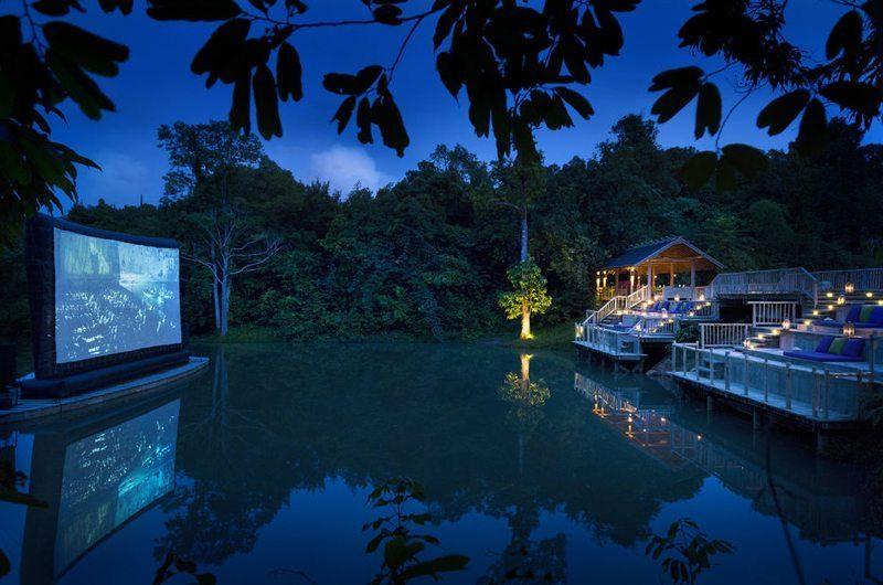 Soneva Kiri Cinema | Trat, Thailand