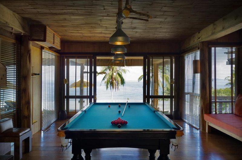 Soneva Kiri Pool Table | Trat, Thailand