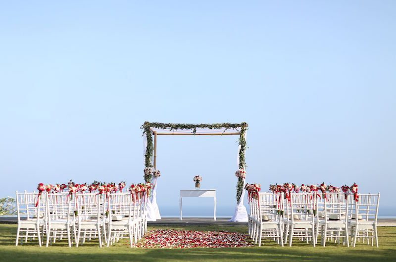 Bali Pandawa Cliff Estate Wedding