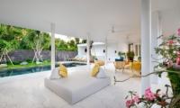 Villa 1880 Living Pavilion | Batubelig, Bali