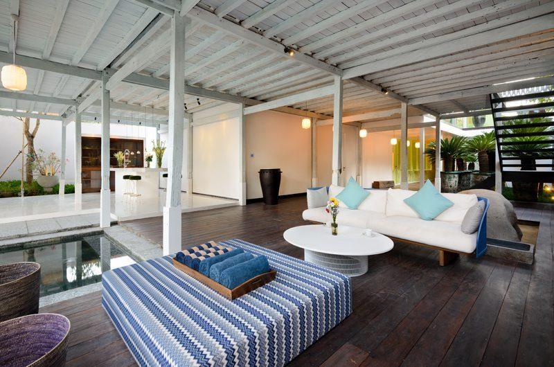 Villa 1880 Living Area | Batubelig, Bali