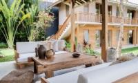 Villa Alea Outdoor Lounge | Seminyak, Bali