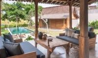 Villa Alea Living Pavilion | Seminyak, Bali