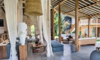 Villa Alea Living Room | Seminyak, Bali