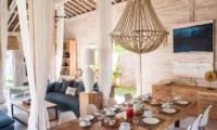 Villa Alea Dining Area | Seminyak, Bali