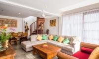 Villa Bewa Living And Dining Pavilion | Kerobokan, Bali