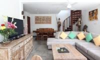 Villa Bewa Living Area | Kerobokan, Bali