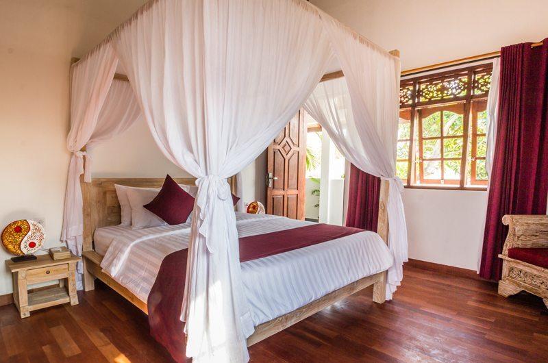 Villa Bewa Master Bedroom Front View | Kerobokan, Bali