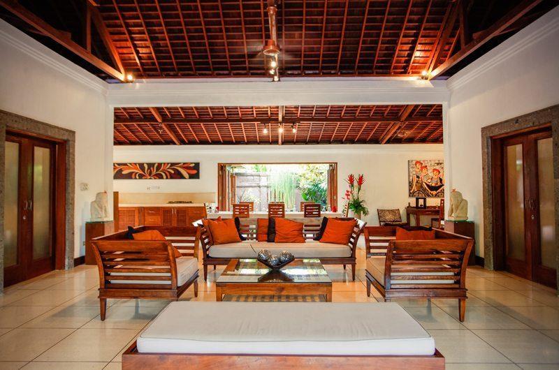 Villa Dewata I Living Room | Seminyak, Bali