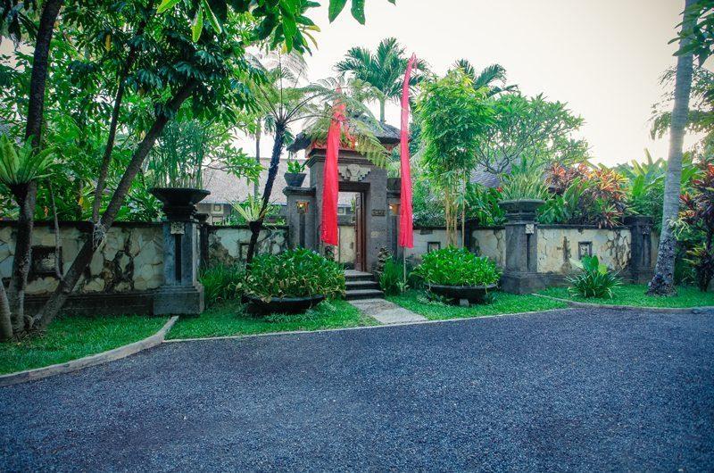 Villa Dewata I Entrance | Seminyak, Bali
