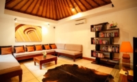 Villa Dewata I Media Room Front View | Seminyak, Bali