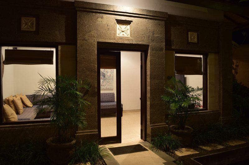 Villa Dewata II Media Room Entrance | Seminyak, Bali