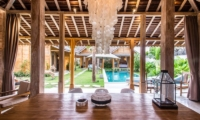 Villa Du Bah Open Plan Dining Area | Kerobokan, Bali