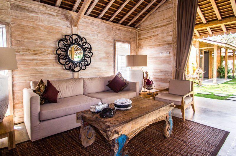 Villa Du Bah Living Area | Kerobokan, Bali