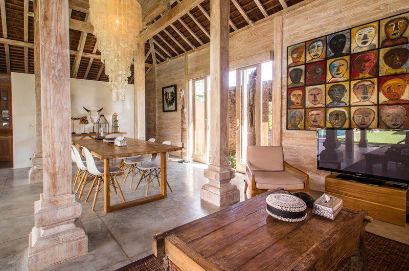 Villa Du Bah Dining Area | Kerobokan, Bali