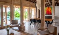 Villa Du Ho Dining Room | Kerobokan, Bali