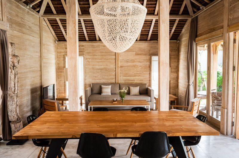 Villa Du Ho Living And Dining Room | Kerobokan, Bali