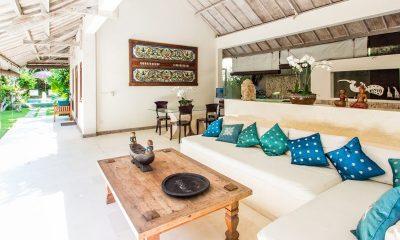 Villa Gembira Batubelig Living Room | Batubelig, Bali