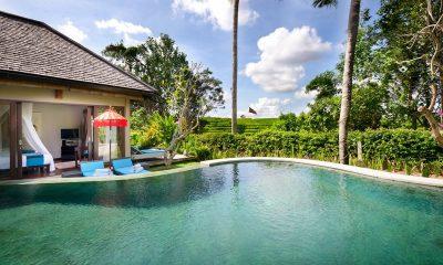 Villa Kubu Bidadari Outdoor View | Canggu, Bali