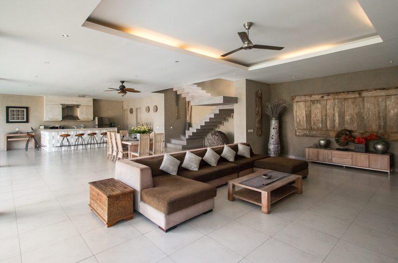 Villa Lisa Living And Dining Room | Seminyak, Bali