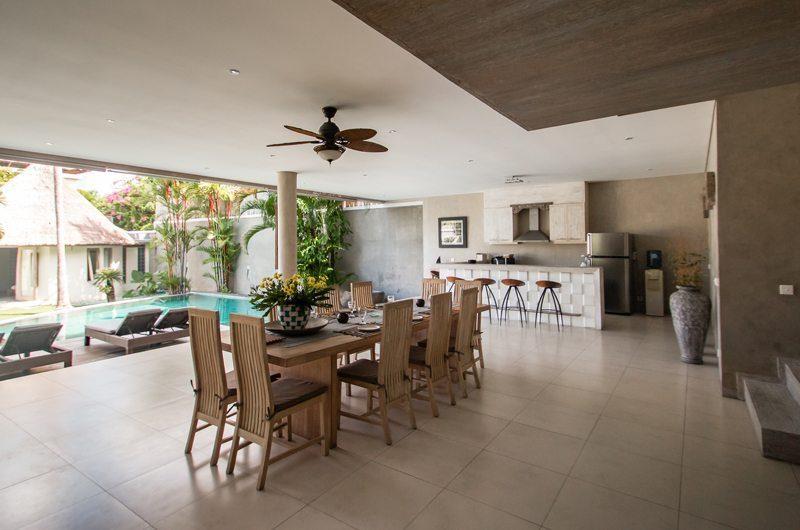 Villa Lisa Dining Area | Seminyak, Bali